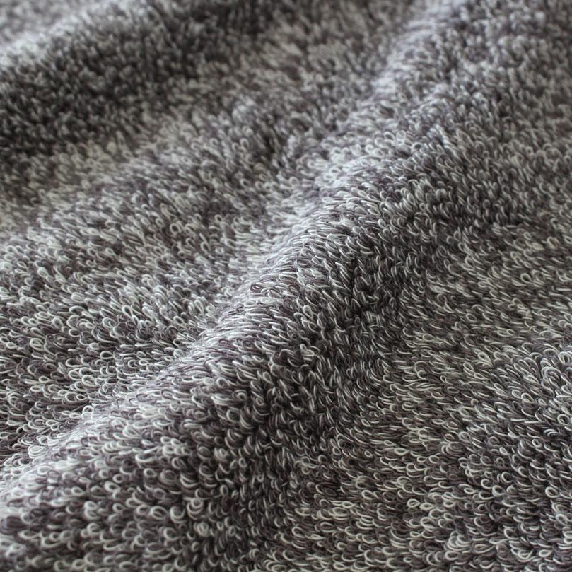 【フワリカ15】ミニバスタオル グレー(灰色)