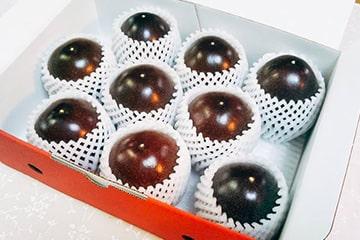 【ギフト】パッションフルーツ約2kg(1kg 8〜10個×2箱)