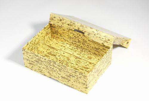 竹皮カンタン紙折箱 PTEO-170-57
