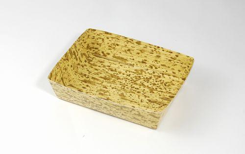 竹皮紙容器PTY-138-O(本体のみ)