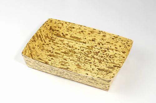 竹皮紙容器PTY-163-O(本体のみ)