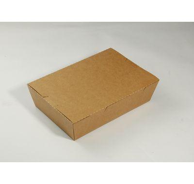 【100枚パック】 KB-199 (199×140×50mm) クラフトBOX