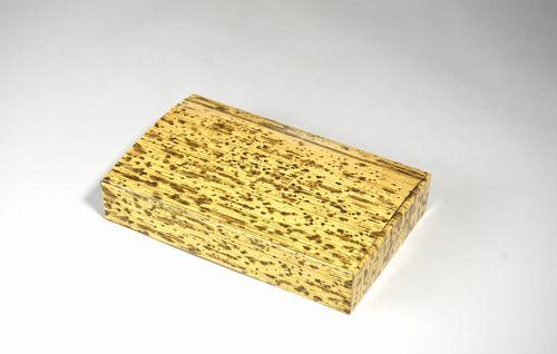 竹皮柄紙容器 PTY-120HU