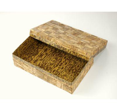 TXH-210H ハイブリッド容器 (20個パック) 竹の皮 売れ筋 弁当/ギフト/菓子箱