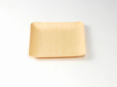 木の皿 WT-120(正角)