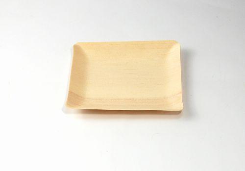木の皿 WT-135(正角)