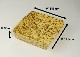 竹皮紙容器PTY-145-S-FT(ふた付)