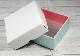 ほんわか折箱 HWO-132(ブルー)    発泡折箱/紙ふた