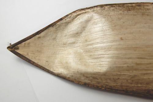 【天然の竹皮】 NO.1(広)  1�パック  サイズ(約55�〜60�×16�〜20�)
