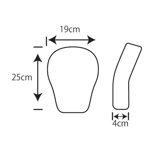 IBX-10 パンチングミット/フィット