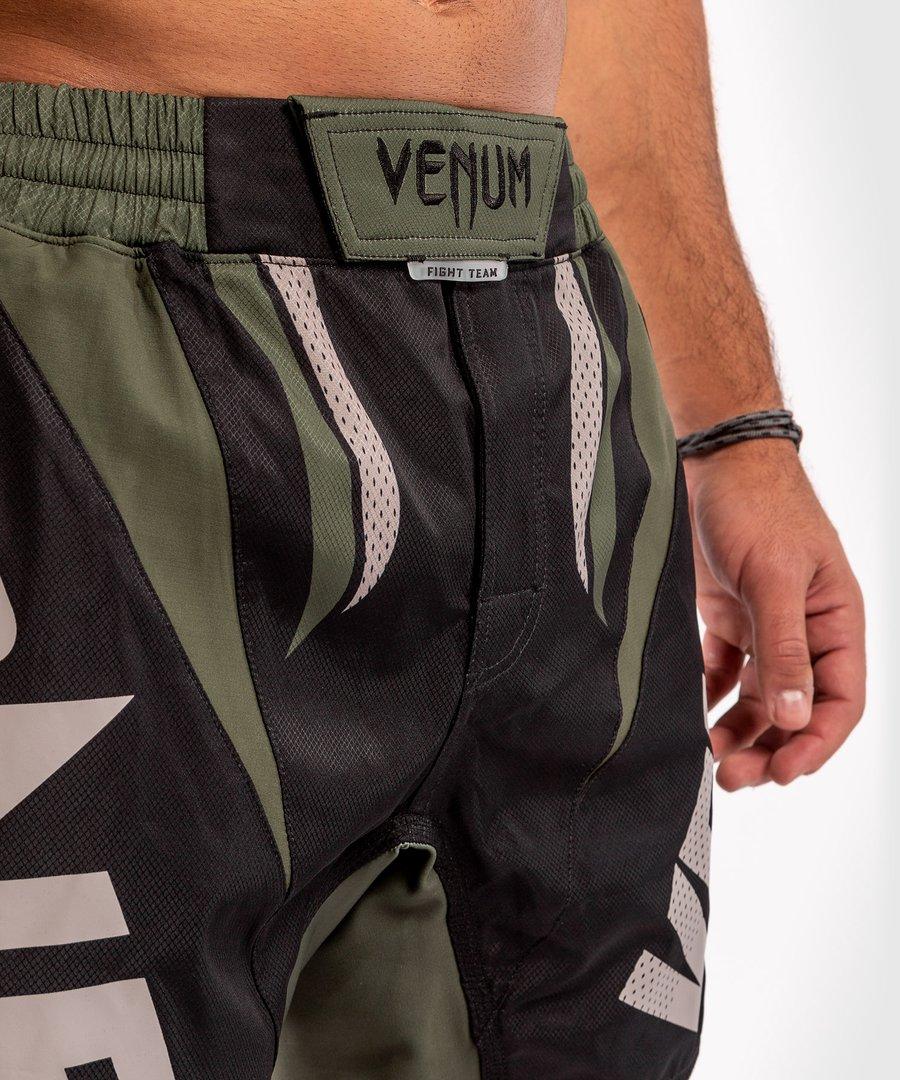 VENUM ONE FC IMPACT FIGHTSHORTS(Black/Khaki)