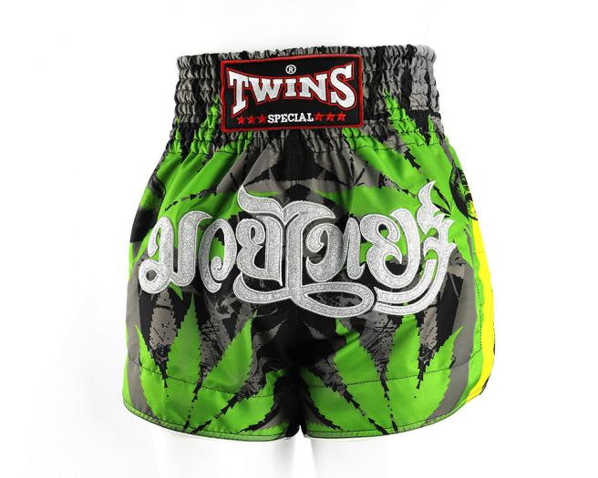 TBS-GRASS New Thai Boxing Shorts