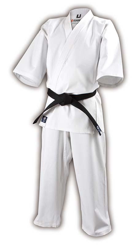 K-480 極上フルコンタクト晒空手衣
