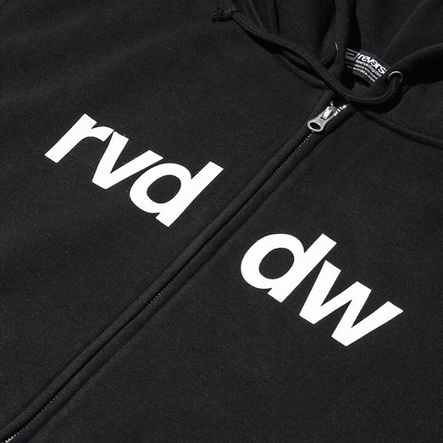 rvddw ZIP UP SWEAT PARKA