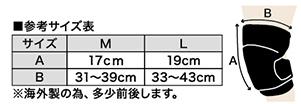 L-0016 フォームラバーニーガード