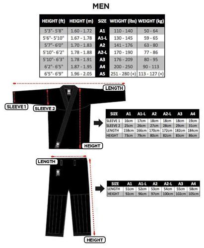 ATAMA柔術衣 ウルトラライト