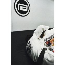 rvddw BURGER BJJ GI-PATCH
