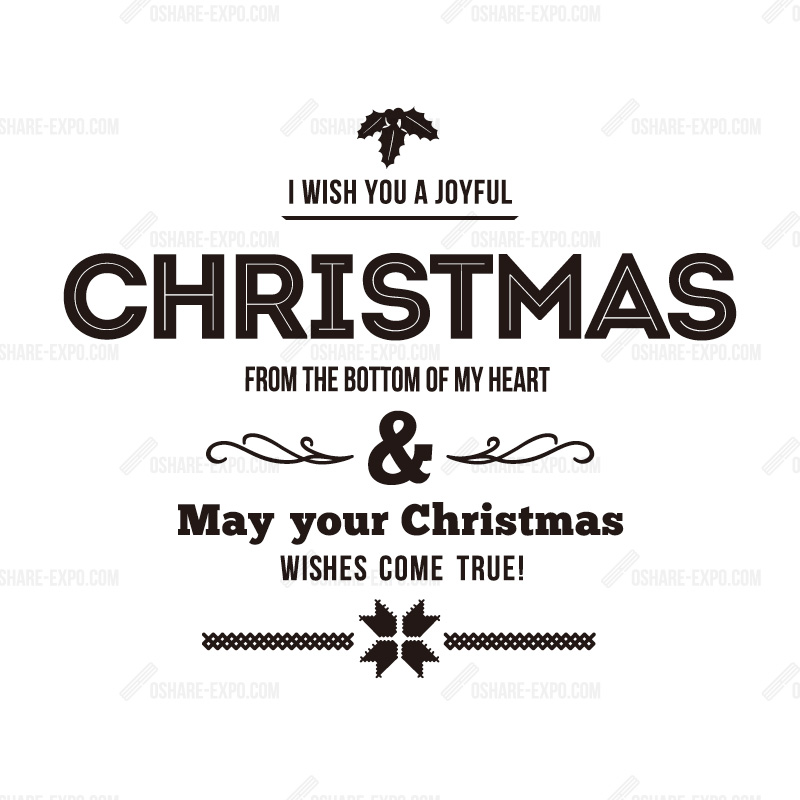 サンタカラークリスマスカッティングシート