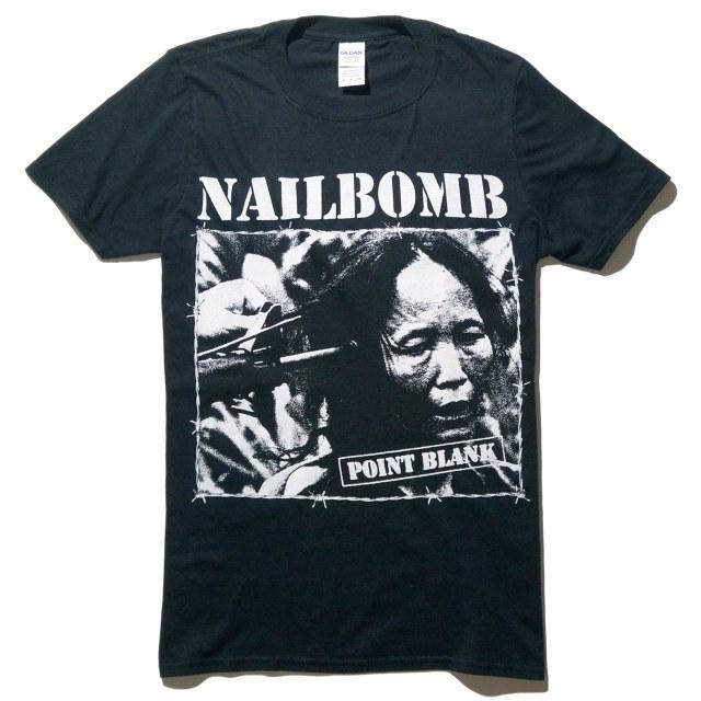 NAILBOMB(ネイルボム) Tシャツ Bumbklaatt-Black