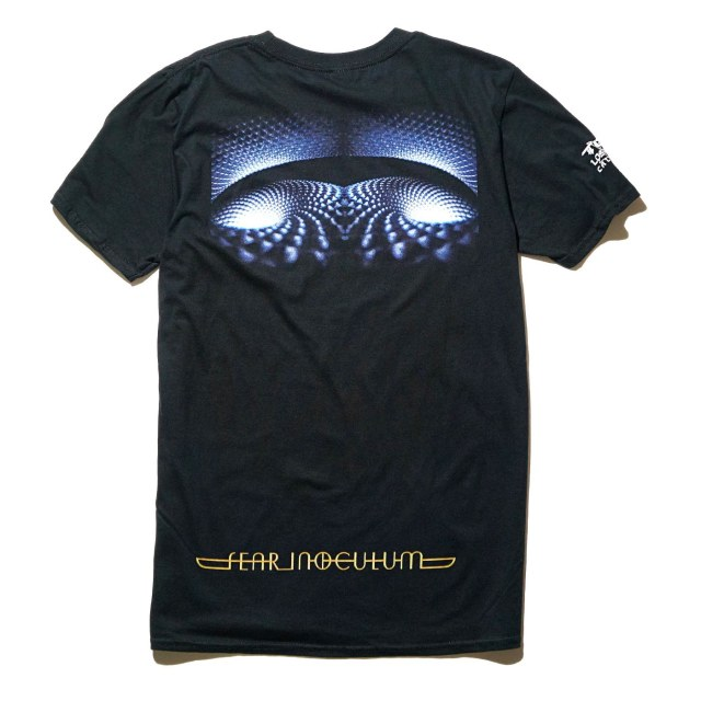 TOOL バンド Tシャツ Double Eye-Black