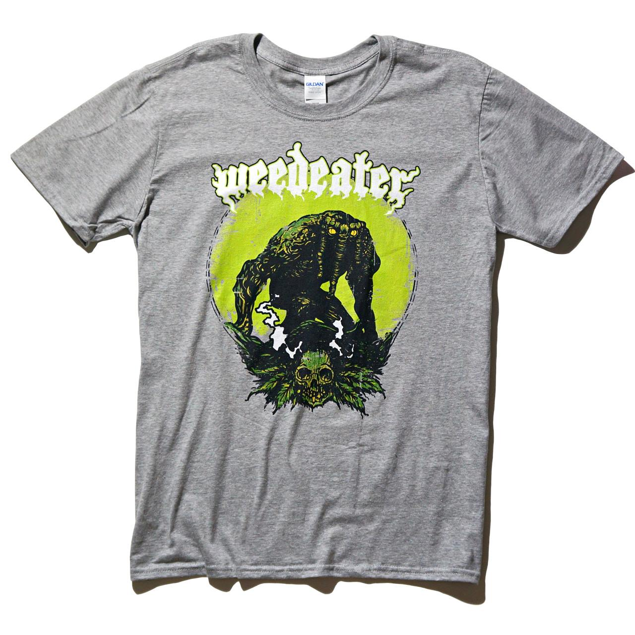WEEDEATER Tシャツ Swamp-Grey