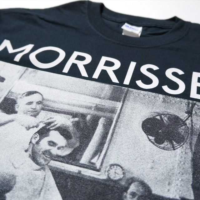 MORRISSEY(モリッシー) Tシャツ Barber Shop-Black