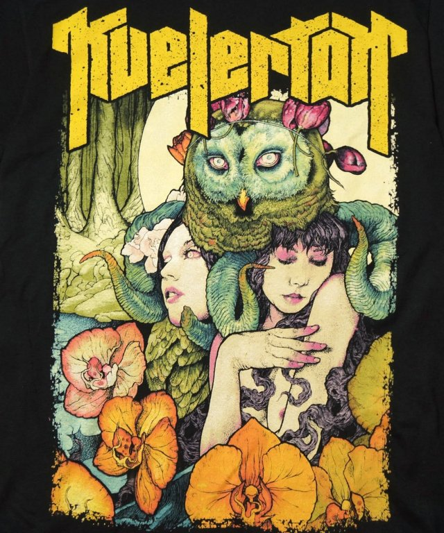 KVELERTAK (クヴァラータク)Tシャツ /Self Titled