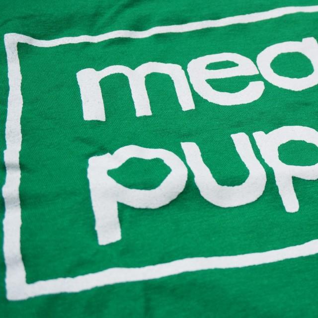 MEAT PUPPETS Tシャツ /Heart Logo -Green