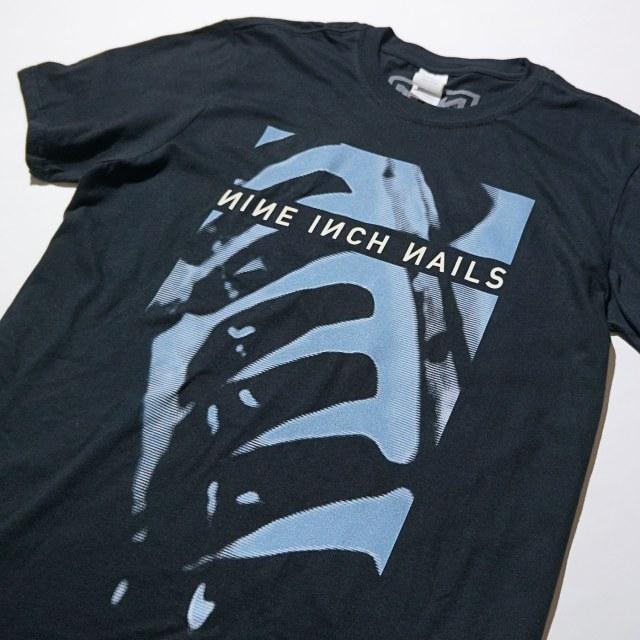NINE INCH NAILS Tシャツ Pretty Hate Machine-Black