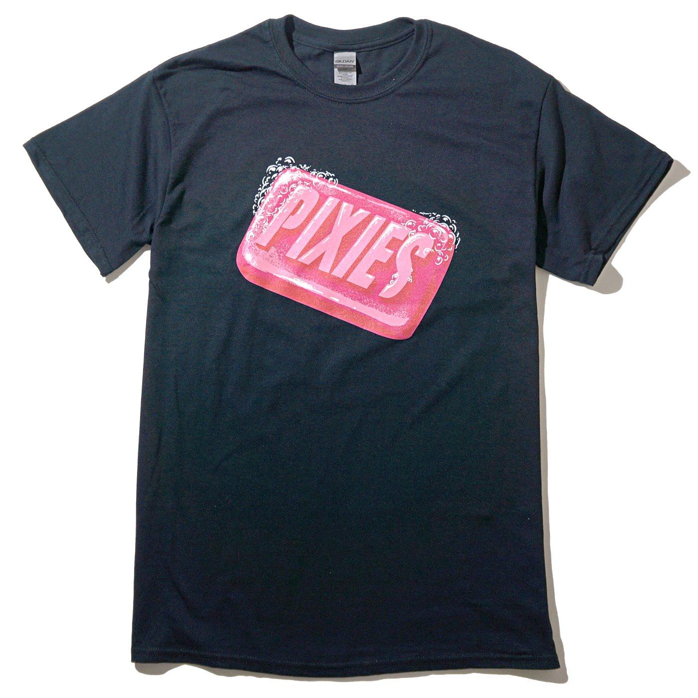 PIXIES Tシャツ Wash Up