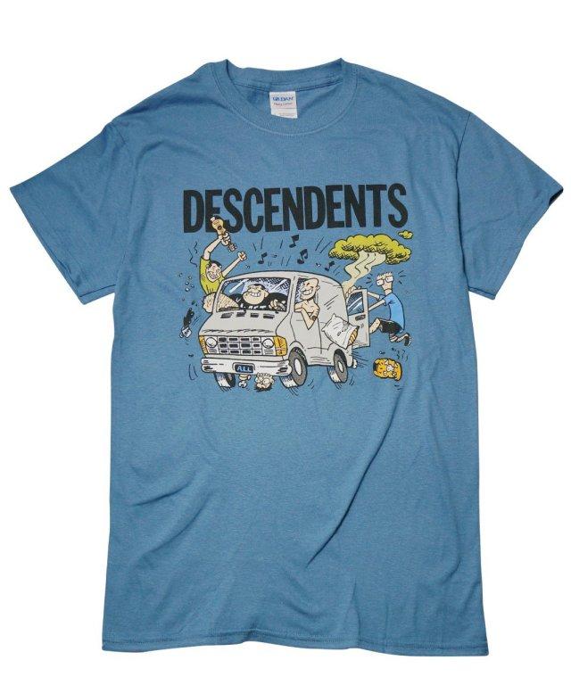 DESCENDENTS(ディセンデンツ) Tシャツ /Van Tee