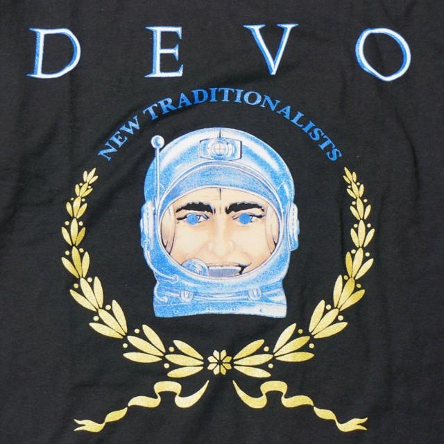 DEVO Tシャツ / New Traditionalists - Black