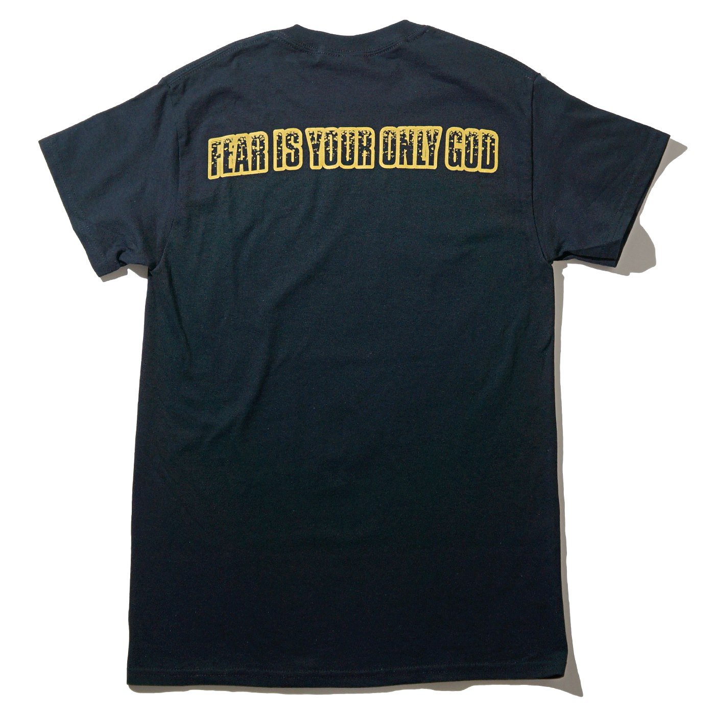 RAGE AGAINST THE MACHINE Tシャツ Fear Is Only God-Black
