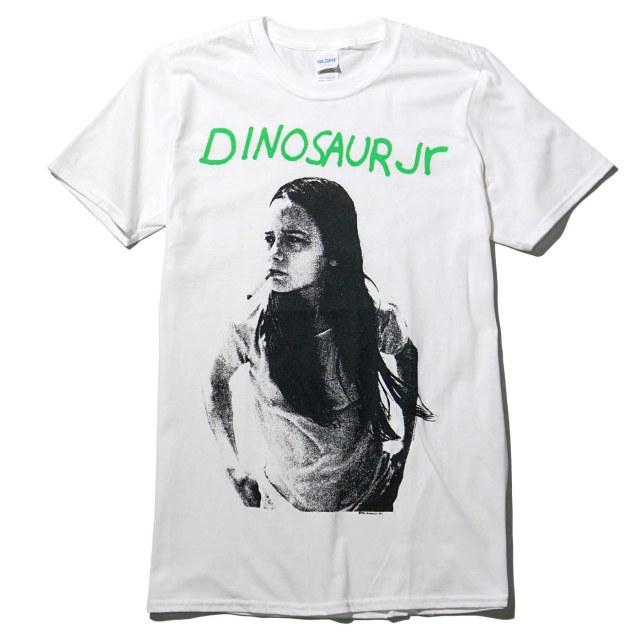 Dinosaur Jr. Tシャツ Green Mind (UK Ver.)-White