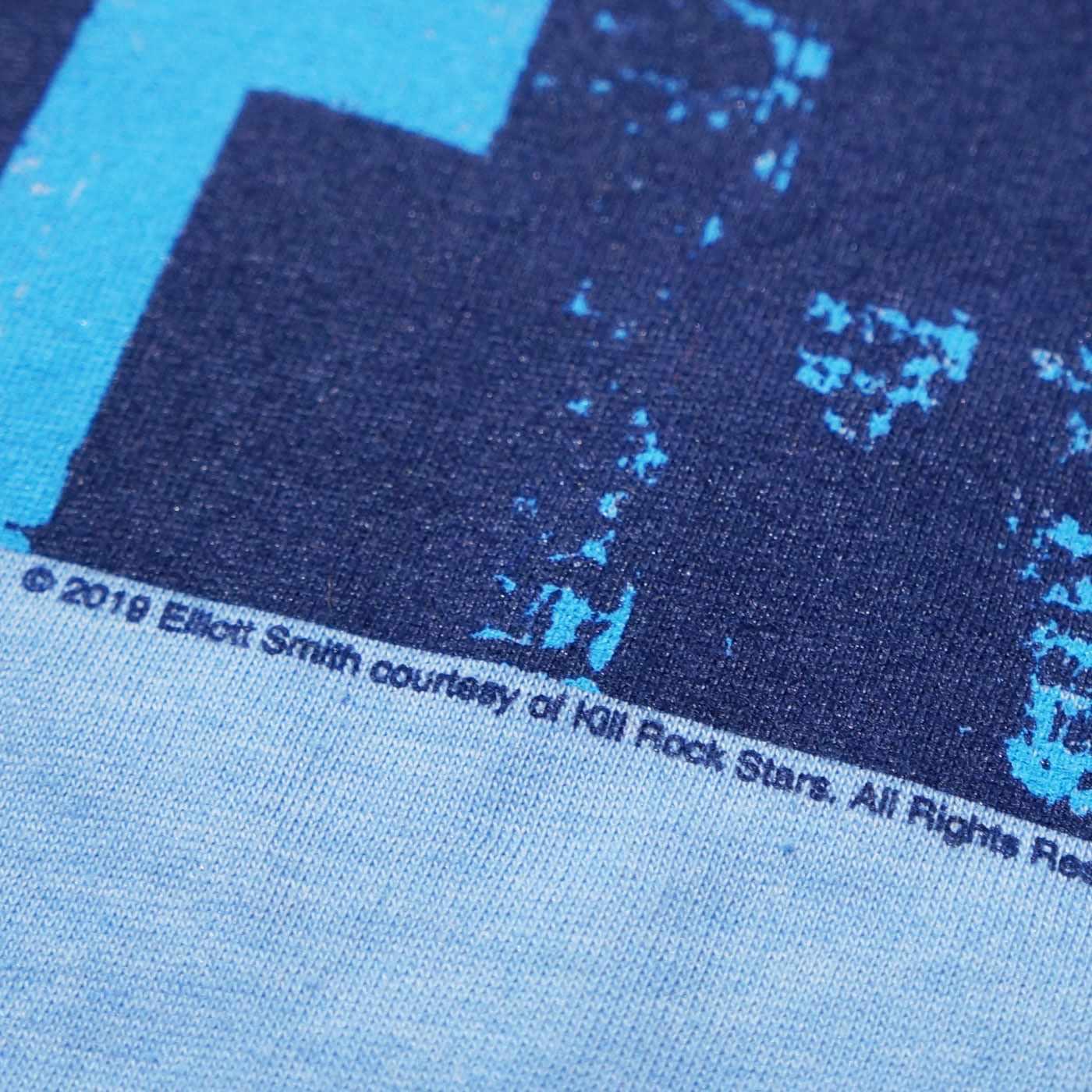 Elliott Smith Tシャツ New Moon-Blue