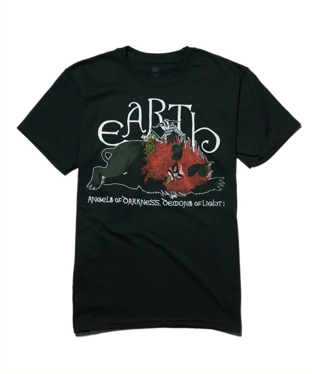 EARTH(アース)バンドTシャツ Angels of Darkness, Demons of Light 1