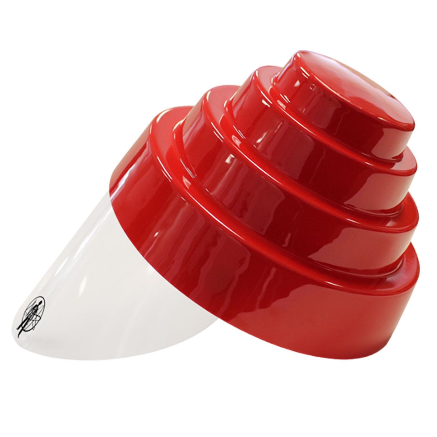 DEVO エナジードーム(フェイスシールド付き) Energy Dome PPE Kit