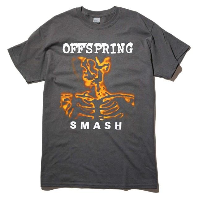 OFFSPRING オフスプリング Tシャツ Smash-Grey