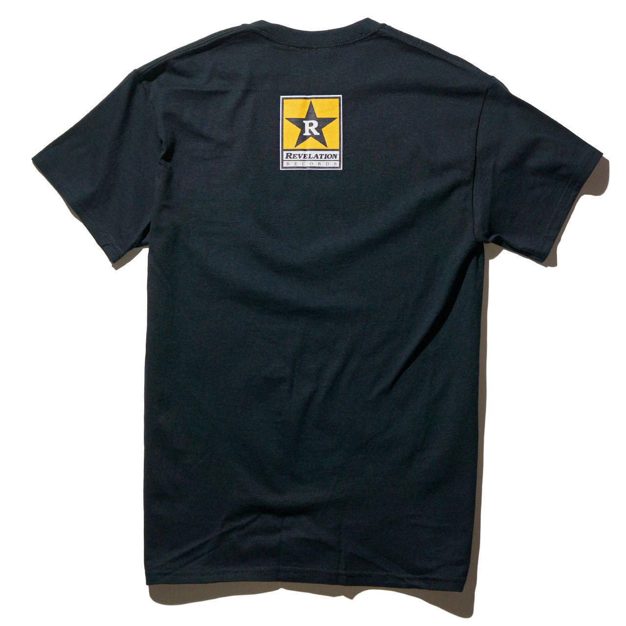 QUICKSAND Tシャツ Logo-Black