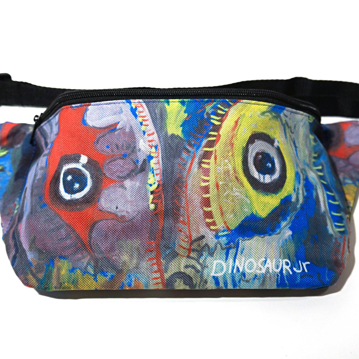 DINOSAUR Jr. ウエストバッグ Sweep It Into Space Fanny Pack