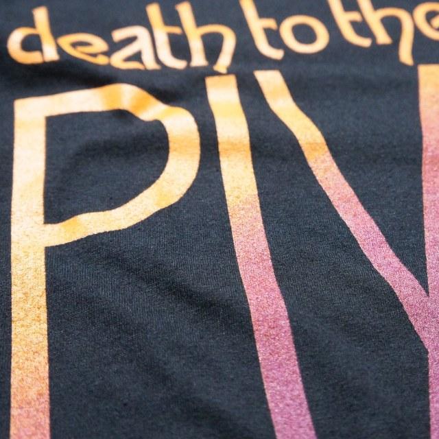 PIXIES(ピクシーズ) Tシャツ Death to Pixies-Black