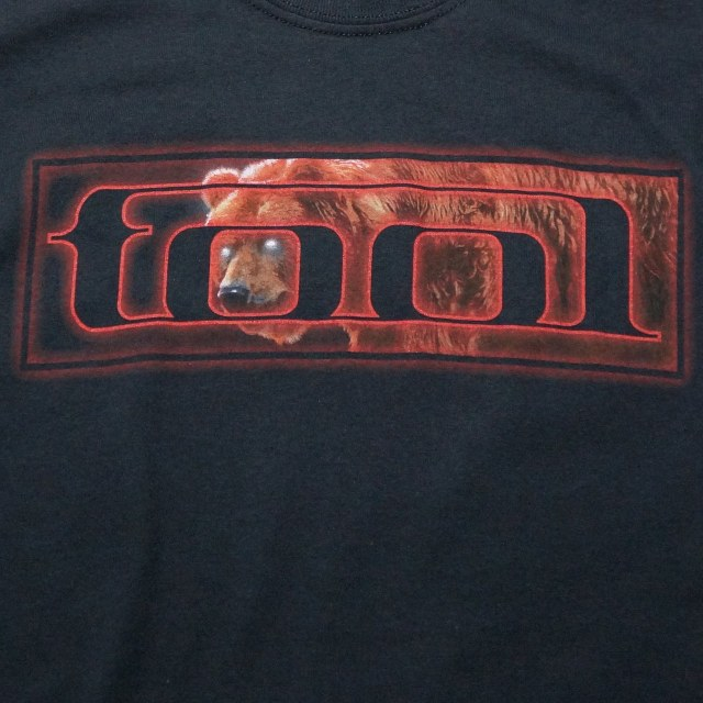 TOOL (トゥール) Tシャツ California Republic-Black