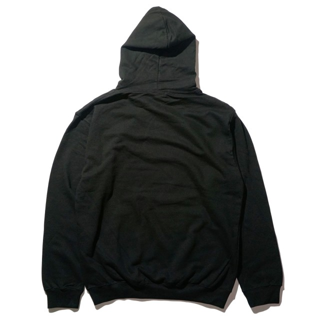 Nine Inch Nails パーカー Classic White Logo-Black