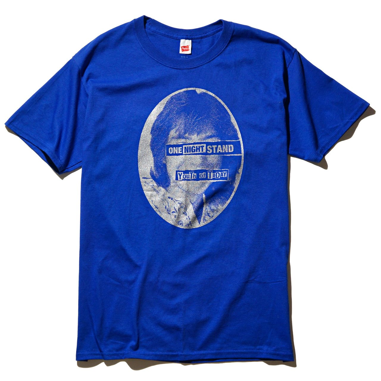 Youth Of Today Tシャツ One Night Stand-Blue