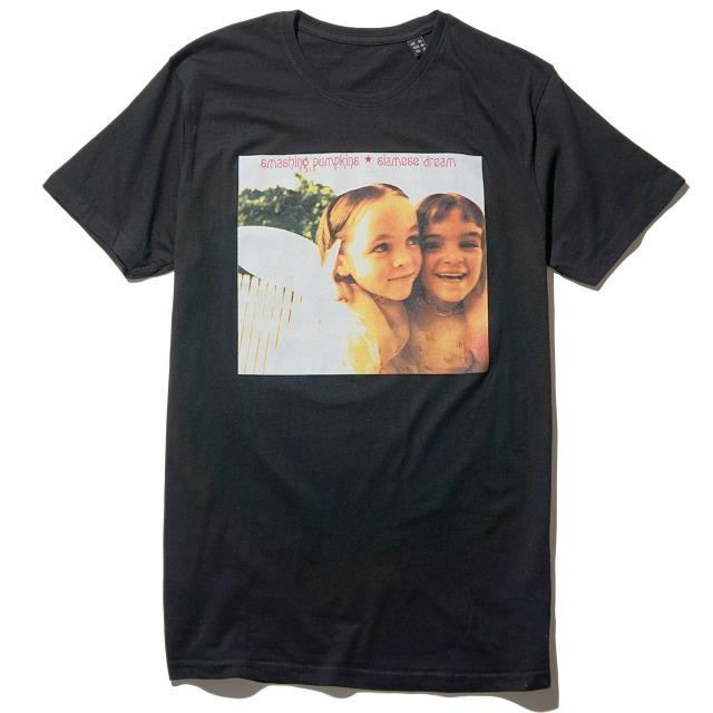 SMASHING PUMPKINS Tシャツ Siamese Dream-Black