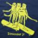 Dinosaur Jr. Tシャツ Lime Moloney - Navy