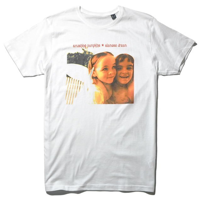 SMASHING PUMPKINS Tシャツ Siamese Dream-White