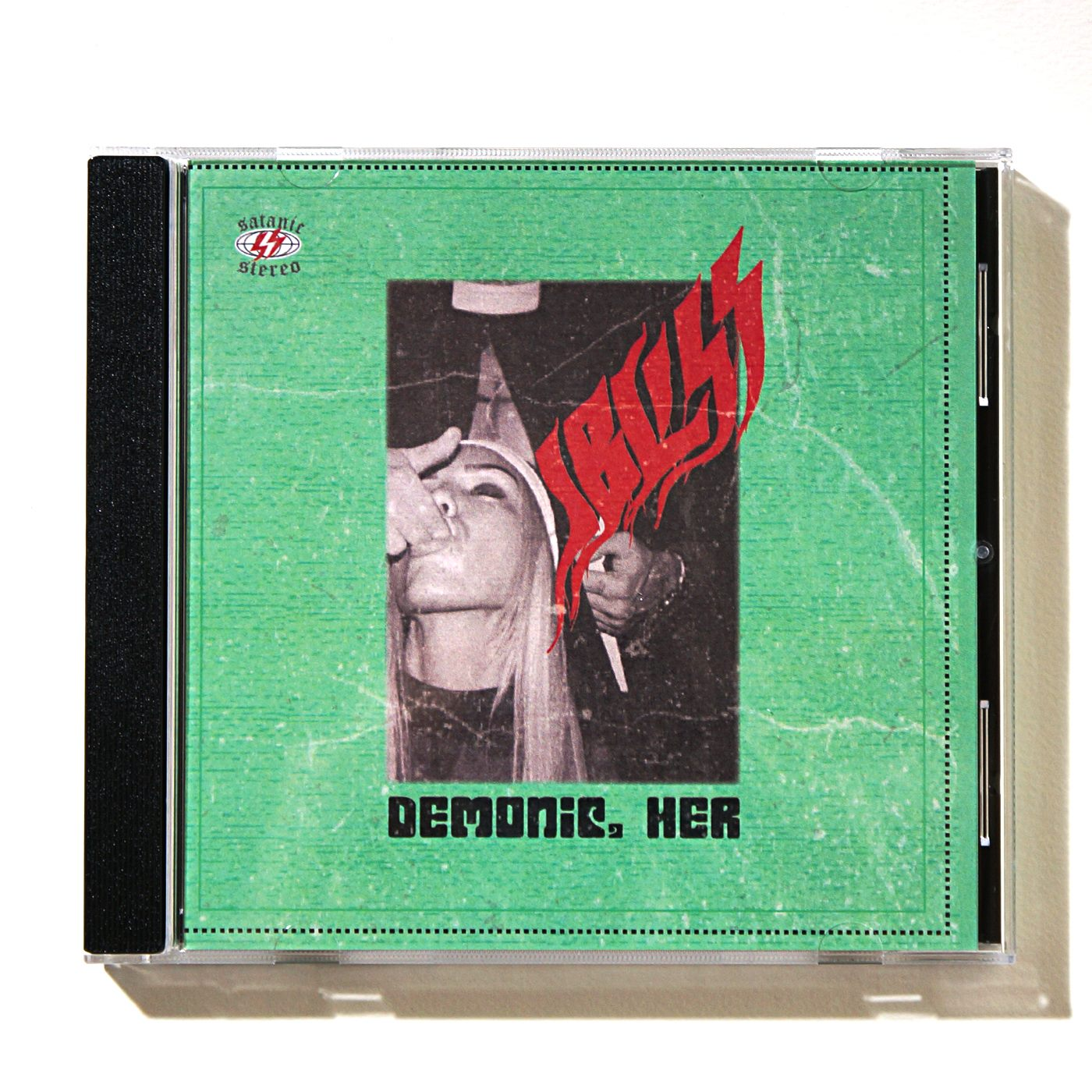 IBLISS - Demonic Her(CD Ltd)