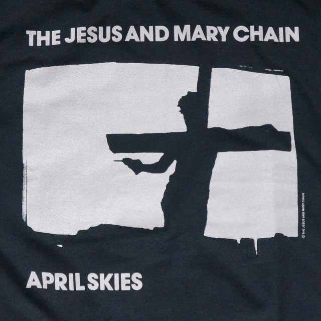 The Jesus and Mary Chain Tシャツ April Skies-Black
