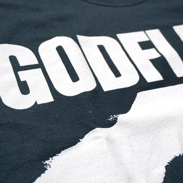 GODFLESH Tシャツ/Godflesh- Black